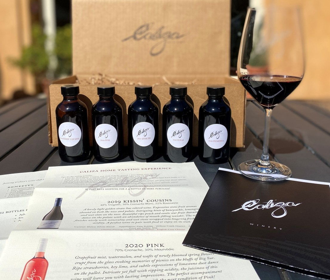 Virtual Tasting Experience for Two